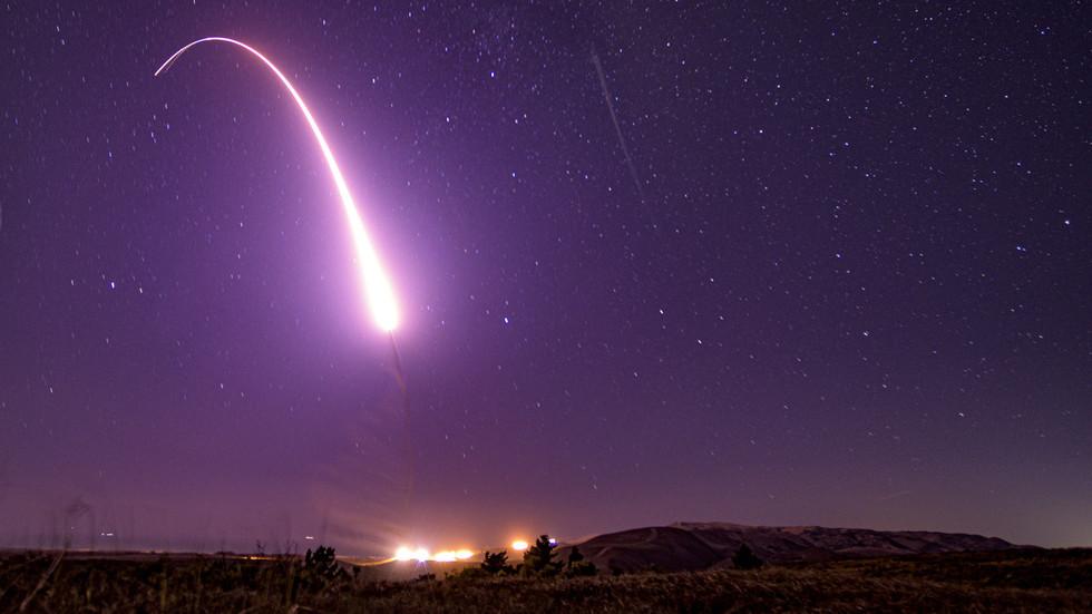 Boeing refuses to compete for Pentagon's multibillion-dollar ICBM program