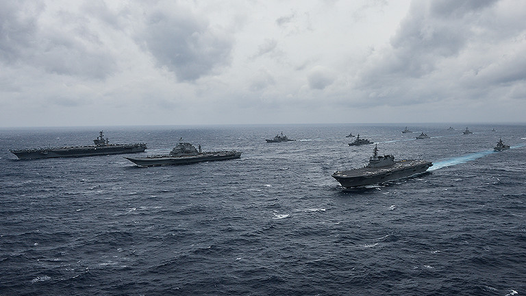Can an 'Asian NATO' deter Chinese ambitions in the Indo-Pacific?