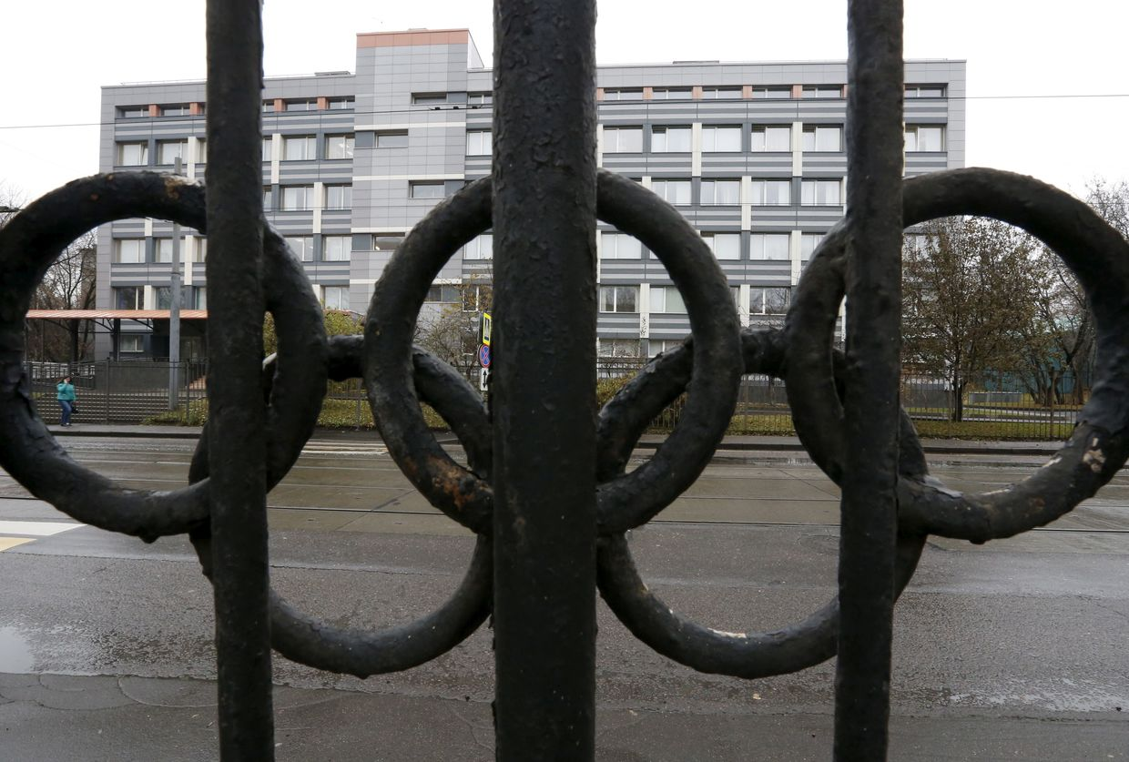 Russia banned from Olympics and major sport events news