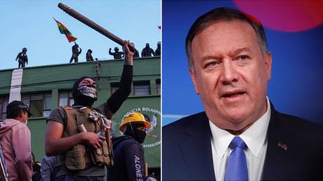 (L) © Reuters / Danilo Balderrama; (R) © Reuters / Francois Lenoir