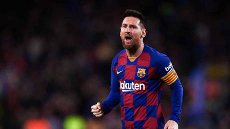 Ballon d'Or 2019: Lionel Messi bags record SIXTH award as no-show Cristiano Ronaldo finishes third