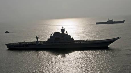 © AFP / Indian Navy