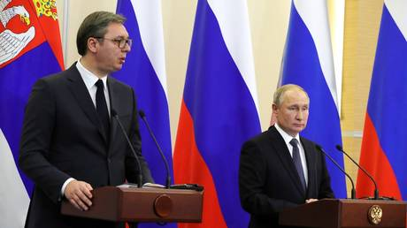 Had Putin been Russian president in 1999, Serbia wouldn't have been bombed – Vucic