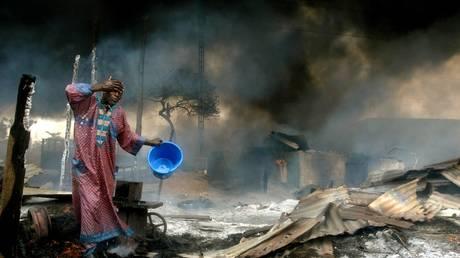 File photo: © REUTERS/Akintunde Akinleye