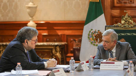 AMLO asked me nicely: Trump says he will NOT declare Mexican cartels terrorists just yet