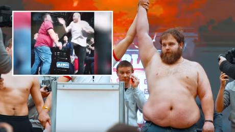 YouTube / Дядя Сережа (main); YouTube / Burchak Nikita (inset)