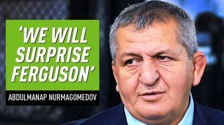 'I don't understand what is inside his head': Khabib Nurmagomedov talks Tony Ferguson showdown (VIDEO)