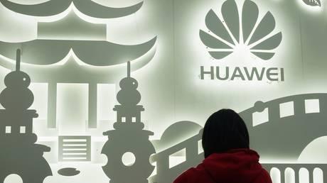 A Huawei store in Hangzhou, China © Global Look Press / Long Wei