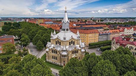 © Facebook / S:t Pauli kyrka Malmö