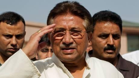 FILE PHOTO Pervez Musharraf in Islamabad, Pakistan in 2013.  Reuters / Mian Khursheed
