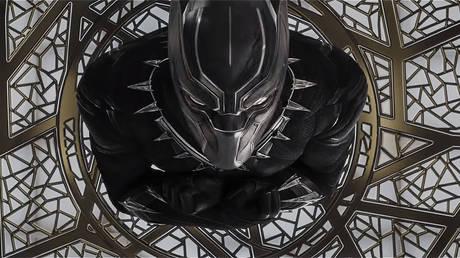 Screenshot from trailer Black Panther, Dir: Ryan Coogler, Marvel Studios, 2018©Youtube / Marvel Entertainment