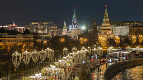 FILE PHOTO: The Moscow Kremlin © Global Look Press / Konstantin Kokoshkin
