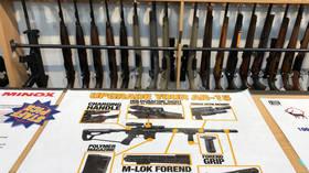 New Zealand shuts down gun buyback website amid fears of massive leak of law-abiding firearm owners' data
