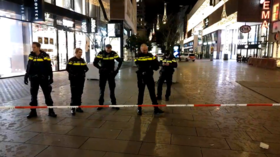 3 injured in stabbing attack on shopping street in the Hague (VIDEOS)