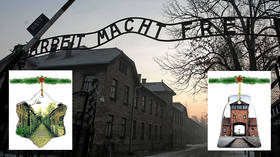 Amazon pulls death-camp-themed Christmas ornaments after complaints from Auschwitz museum