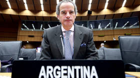 Argentine diplomat Grossi sworn in as new chief of UN's nuclear watchdog IAEA