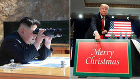 'It's entirely up to the US what Christmas gift it gets', North Korea warns as talks deadline nears