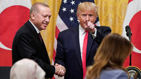 Trump says Turkey very good member of NATO… or will be, while Erdogan challenges alliance to keep up with the times