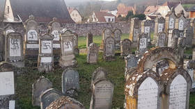 More than 100 Jewish graves desecrated near Strasbourg (PHOTOS)