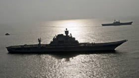 New Delhi 'keenly watches' over Chinese ships sailing across Indian Ocean – Navy chief