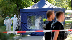 Germany expels two Russian diplomats over Berlin murder probe