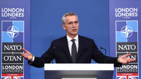 Dialogue with Russia? 'Yes,' says NATO chief Stoltenberg. Questions from Russian reporters? Nope, better not! (VIDEO)