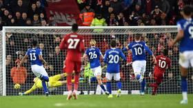 Liverpool 5-2 Everton: Sadio Mane shines as rampant Reds extend unbeaten Premier League run to 32 games
