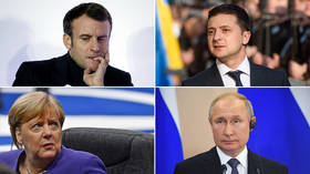 Normandy Four summit on Ukraine's future: What's at stake?