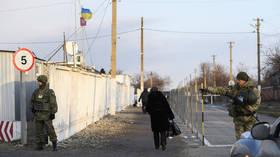 'Plan B': Build a WALL & carry on living, if peace talks over eastern Ukraine fail, says Zelensky aide