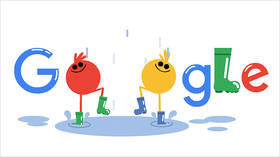 'I watched friends being rescued': Google 'stumps' social media with jovial cartoon marking devastating rains of 2015