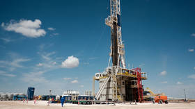 Shale's debt-fueled drilling boom is coming to an end