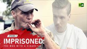 Imprisoned (part 2): The man with a cigarette