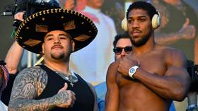 Andy Ruiz Jr vs Anthony Joshua 2: Ruiz 15lbs heavier, Joshua 10lbs lighter for heavyweight title rematch (VIDEO)