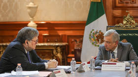 'Foreigners cannot intrude' in our country – Mexican president says after meeting US Attorney General Barr