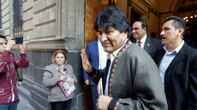 Morales arrives in Cuba for a  'temporary visit' – Mexico