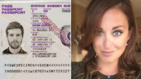 Jewish journalist claims enlarged nose on Swedish ID photo is anti-Semitic, Twitter says snot so fast