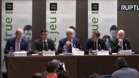 WADA announces official decision to ban Russia from major sporting events for 4 years