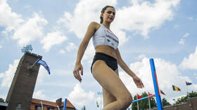 'What happened today is a disgrace!': High jump world champion Maria Lasitskene