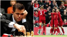 World chess champion Magnus Carlsen close to topping Premier League Fantasy Football table featuring 7 MILLION players