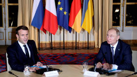 Putin 'happy' with results of Paris summit & one-to-one with Ukraine's Zelensky