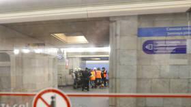Key suspect in 2017 St. Petersburg Metro blast sentenced to life