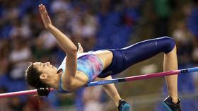 'What did you do to protect us?' High jump world champion Lasitskene lashes out at Russian sport bosses