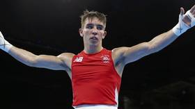 'I cried in the bath and tweeted Putin': Irish boxer Michael Conlan reveals aftermath of Olympic loss to Russian boxer Nikitin