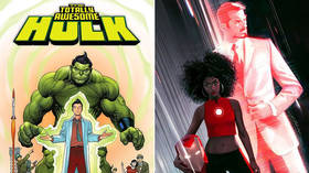 Iron Man is now a black teen girl: Forced diversity is killing Marvel & DC comics  but anti-SJW writers are fighting back