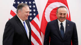 Turkey could bar US from using 2 key air bases over possible sanctions, FM Cavusoglu warns