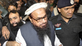 Mumbai 26/11 attack suspected mastermind Hafiz Saeed officially charged with terrorist-financing in Pakistan