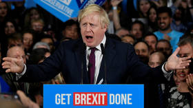 Boris, Bigly: Exit polls show conservatives set to win election on Brexit promise