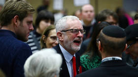 'Disappointed' Corbyn vows to lead Labour party through 'process of reflection' but not into next election