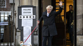 Conservatives gain enough seats for outright majority in UK Parliament