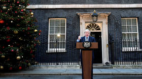 'Let the healing begin': BoJo sings UK unity & says NHS will be top priority after Tory landslide